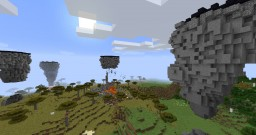 Volcano survival map Minecraft Map & Project