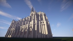 Gothic Chapel Minecraft