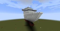 Costa Concordia/ DISCONTINUED Minecraft Map & Project