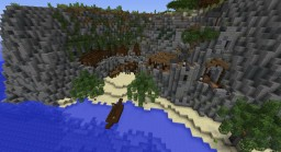 Pirate Survival/Hunger Games Map- by Barinthus Minecraft Map & Project