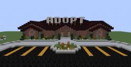 MGC Canine Adoption Center Minecraft Map & Project