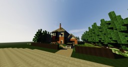 British Home / Wok Minecraft Map & Project