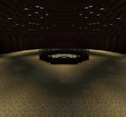 Arena 3 (Spectator, Lobby, And Circle Doughnut) Minecraft Map & Project