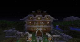 Haunted Mansion (Based On Luigi's Mansion) Minecraft Map & Project