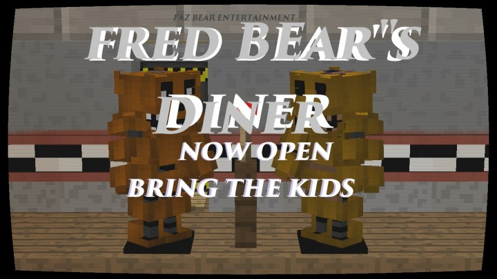 Fred bear s diner five night s at freddy s brownbearofficial