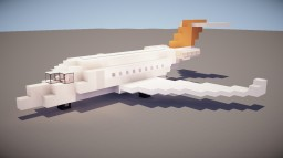 Bombardier Global 5000 | 1:1 Scale Minecraft Map & Project