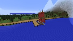 New Mega Project. Minecraft