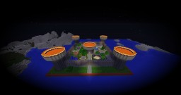 Castle Server Spawn Minecraft Map & Project