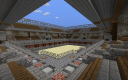 PvP Arena Minecraft Project