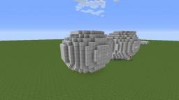 RV Spacecraft MK 2 Minecraft Map & Project