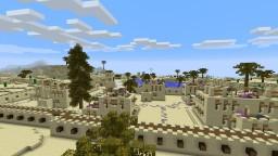 Desert villige Minecraft
