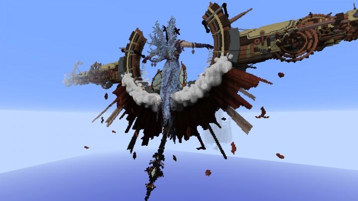 Phaloria goddess of the sky epic build gearcraft