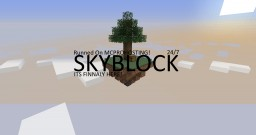 Team Squirrel Network - Skyblock! Minecraft