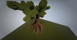 Ynoria - Giant Tree Minecraft Map & Project