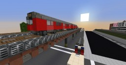 NYC Subway Cars: | R30, R32, R33, R38, R39 Minecraft Map & Project