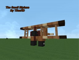 The Small Biplane Minecraft Project