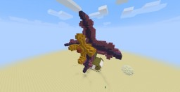 Giant Flower Minecraft Map & Project