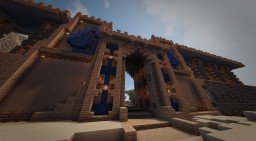 Desert Mega City Minecraft