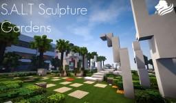S.A.L.T. Sculpture Gardens | Wok Minecraft Map & Project