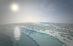 Frozen Arctic Minecraft Map & Project