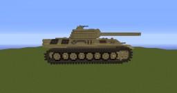 Panther Tank Minecraft
