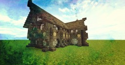 Medieval Family House [DOWNLOAD] Minecraft Map & Project