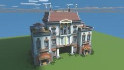 City Hall(Faraton Project) Minecraft Map & Project