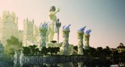 Aarun - Oriental Fantasy City [1000*1000]