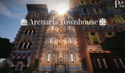 Arenaria Townhome, 4 Bed/4 Bath Minecraft