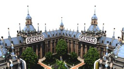 Baroque Server Hub | for VG.dev Minecraft Project
