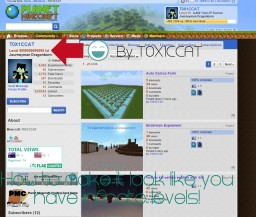 How to make it look like you have infinite levels Minecraft Blog