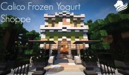 Calico Frozen Yogurt Shoppe | Wok Minecraft Map & Project