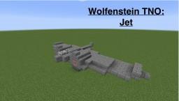Wolfenstein The New Order: Jet Minecraft Map & Project