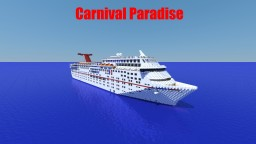 Carnival Paradise [1:1 Scale] + [Full Interior] [1.7] Minecraft