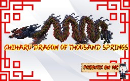 Chiharu: Dragon of one thousand springs Minecraft Project
