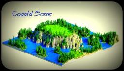Coastal Scene Minecraft