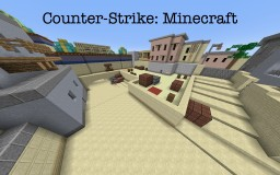 Counter Strike - Dust 2 - PvP Map (Minecraft 1.9) Minecraft Map & Project