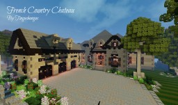 French Country Chateau|TMA|WoK Minecraft Map & Project