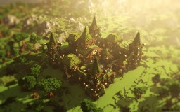 The Elfic spawn by Alkapule. Minecraft Project