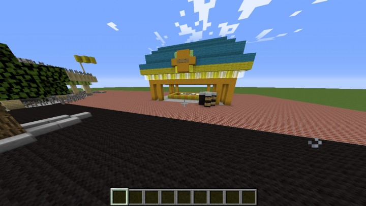 Kings Island Amusement Park Minecraft Minecraft Server