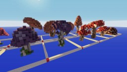 Mushroom Bundle Minecraft Map & Project