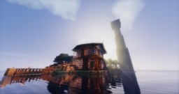 Seahorse Island Minecraft Map & Project