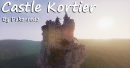 Minecraft Castle (Kortier)