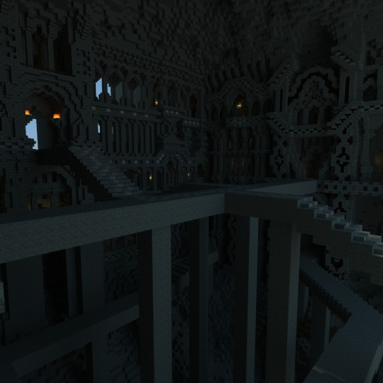 Minecraft Living Rooms: Erebor (The Lonely Mountain) + Download Minecraft Project