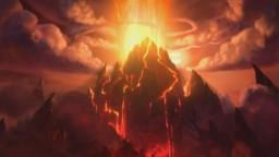 Blackrock Mountain - World of Warcraft Map (PART 1) - In Progress - Blackrock Depths and Molten Core