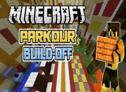 Parkour Build-Off - Multiplayer Minigame [1.8+] Minecraft Map & Project