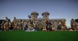 Medieval Statues [Custom] Minecraft