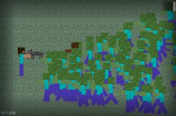 Zombie Survival [v. 0.5][Mac/Pc/Linux] Minecraft