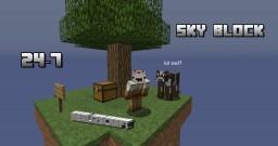 RealizeCraft - Sky Block - 24/7