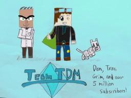 TeamTDM Manga Poster! Minecraft Blog